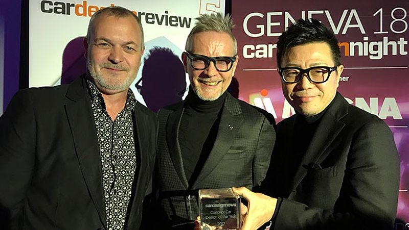 Mazda VISION COUPE gewinnt Concept Car of the Year
